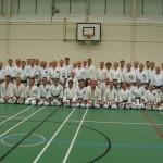 Foto di gruppo al 1° Leader's Course  di Londra.