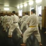 10° anniversario SU HA RI KAN. Lezione aperta al pubblico presso il Dojo del Centro Civico Buranello di Genova