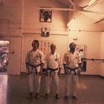 Roberto Parodi, Professor Suzuki, Maestro Verde. Lezioni private nel Wado Ryu Head Quarter del prof Suzuki. Intensità degli allenamenti inimmaginabile. Tempi eroici.