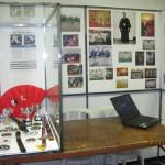 Bacheca del C.D.O. SU HA RI KAN all' Expò delle Associazioni presso il Centro Civico Buranello di Genova.