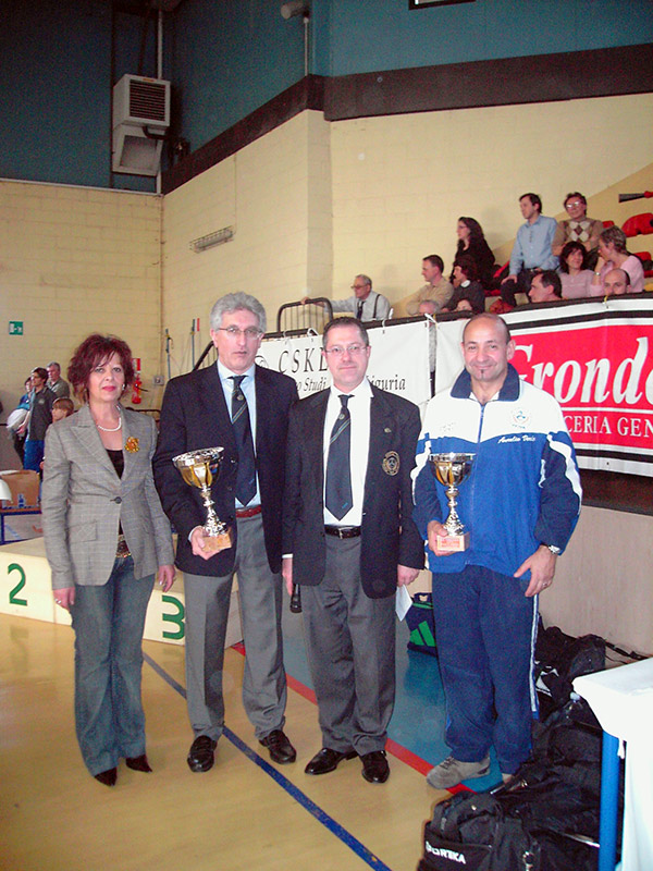 Campionato Regionale Fesik, 4/3/2007