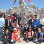 Shangri-la.  Parco di Shika Mountain. Altitudine mt. 4500 ai confini col  Tibet.