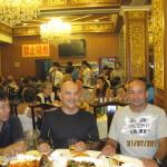 Pechino- Cena di benvenuto col M° Fausto Ronco.
