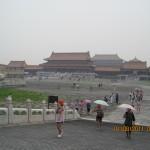 Pechino. All'interno della Città Proibita (ex residenza degli Imperatori).