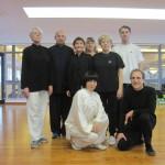 Gruppo  Stile Chen presso il Centro Fitness Be Good di Ovada.