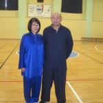 Maestra Kinue Ohashi e M° Aurelio Verde