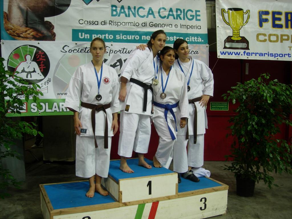 Michela Verde - Trofeo Ceracchini Mazda Palace