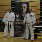 Leader's Course Londra.  Renato Estrada e Aurelio Verde.
