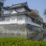 Kyoto. Castello-fortezza  dello Shogun Tokugawa.