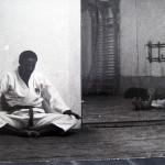 1973 - I primi passi presso il Centro Sakura Accademia Wado Ryu - Genova