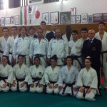 Gruppo CASK (Centro Alta Specializzazione Karate) Fesik Liguria