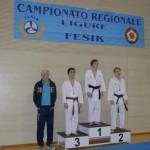 CAMPIONATO REGIONALE KARATE FESIK - IMPERIA - 19.2.17