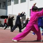 WORLD TAIJI QUAN AND QI GONG DAY - OVADA 29.4.17