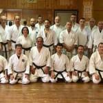 1° Incontro dell' Accademia Nazionale Karate (A.N.I.Ka). Docenti il M° Ravera, il M° Scutaro ed il M° Bolaffio.