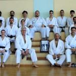 Foto di gruppo. 9° Stage Naz. Wado Ryu Genova